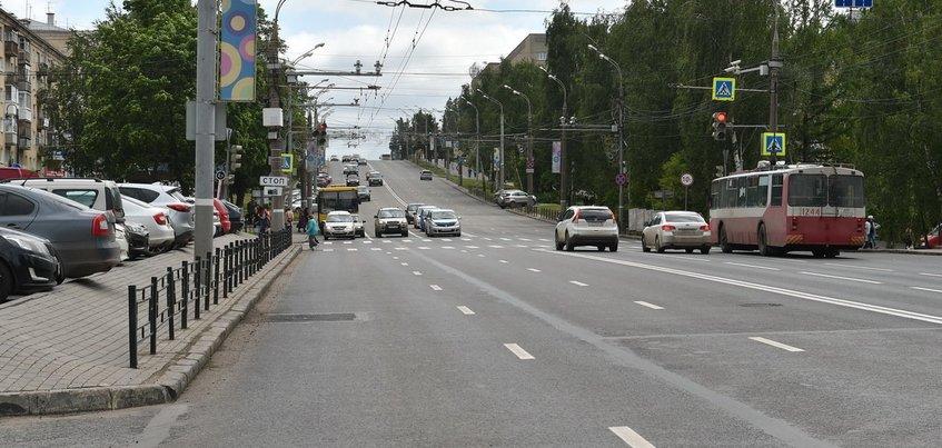 Первые отремонтированные в рамках федерального проекта дороги приняли в Ижевске