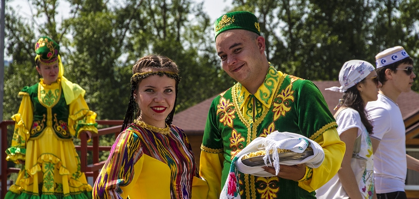 12 тысяч человек ожидают на Республиканском Сабантуе в Ижевске