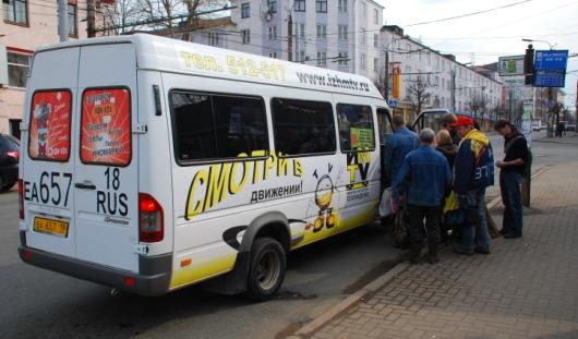 С 4 августа в Ижевске будут ловить водителей общественного транспорта за нарушения на дороге