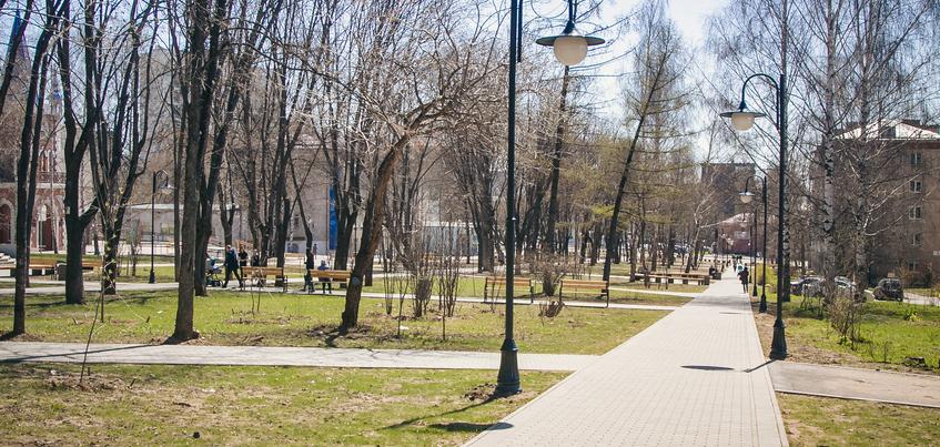 Завершение реконструкции бульвара Гоголя могут отложить на 5 лет