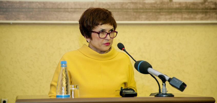 Гузалия Нурмухаметова уходит с поста замглавы администрации Ижевска