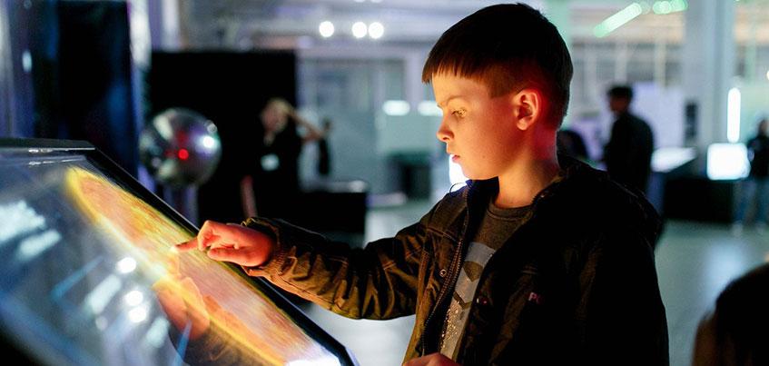 Жителей Ижевска отправят в космос на выставке «Космодрайв»