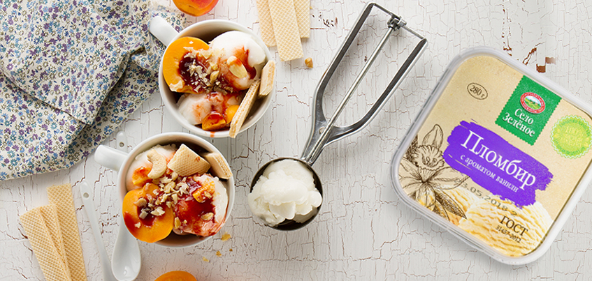 33 идеи полезных перекусов: готовим из ванильного мороженого