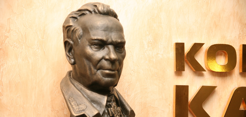 Мемориальную доску установят на доме Михаила Калашникова в Ижевске