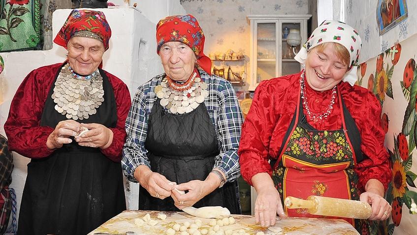В Удмуртии пройдет V фестиваль финно-угорской кухни «Быг-Быг»