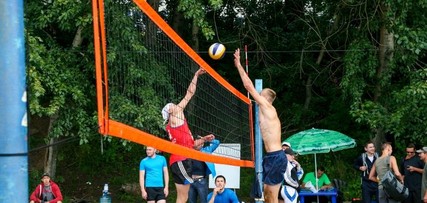 В Ижевске пройдет первенство ПФО по пляжному волейболу