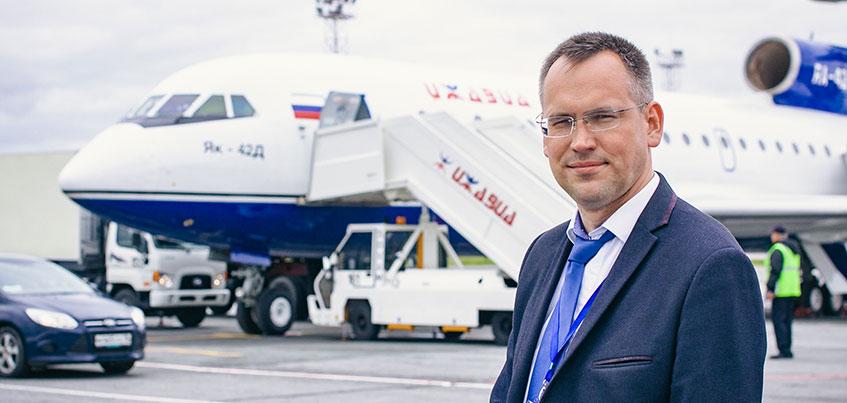 Генеральный директор «Ижавиа» Александр Синельников: «В Ижевске все будет лучше, быстрее и без набивания шишек»