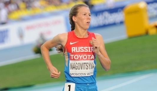 Елена Наговицына из Удмуртии выступит на чемпионате Европы по легкой атлетике