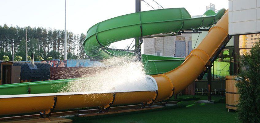 В «Ижевских термах» официально откроют аквапарк