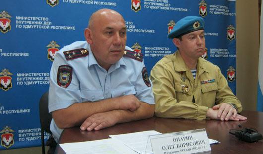 2 августа в Ижевске будут работать мобильные наряды полиции