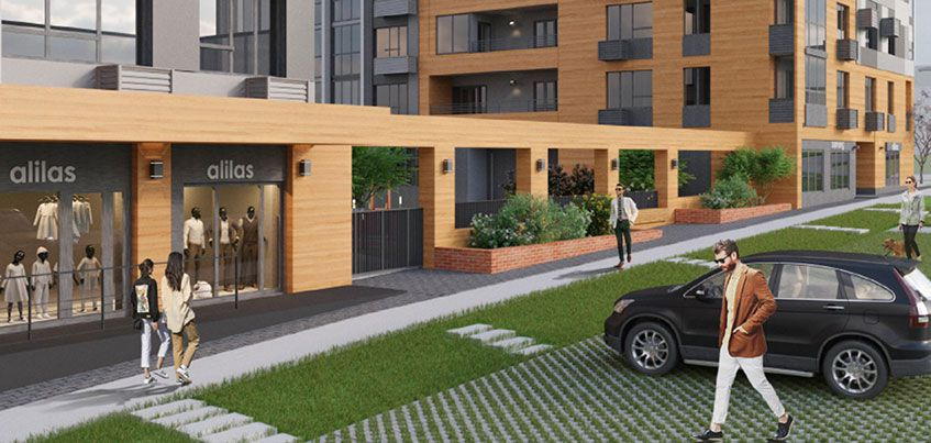 Компания «Талан» получила разрешение настроительство жилого комплекса в городкеМеталлургов
