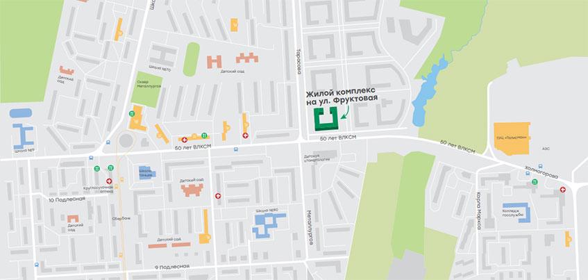 Компания «Талан» рассказала, как будет решаться вопрос с парковочными местами в новом жилом комплексе