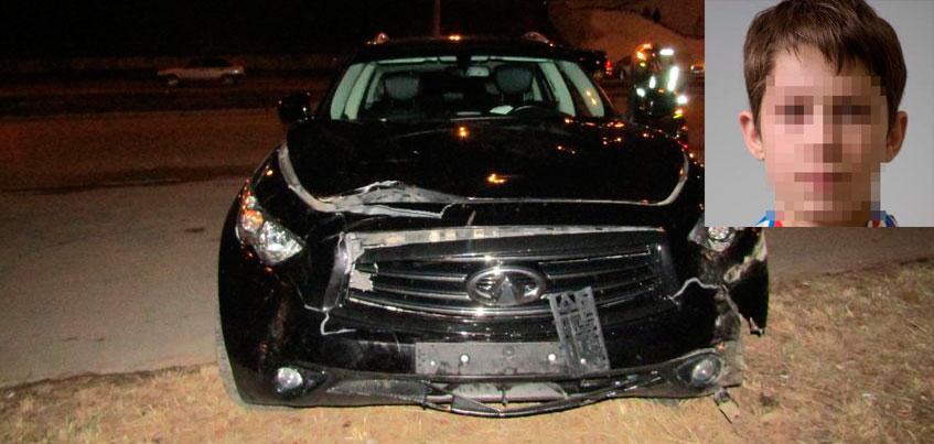 Водителя «Инфинити», который сбил 16-летнего подростка в Ижевске, 30 раз штрафовали за превышение скорости
