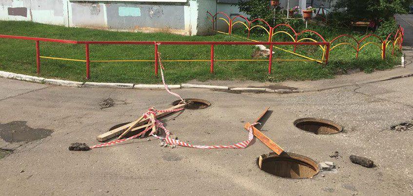 Есть вопрос: куда исчезли десятки крышек люков с дорог Ижевска?