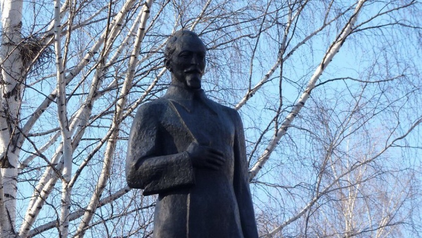 В Ижевске мужчина грозился взорвать памятник из-за того, что устал ухаживать за ним