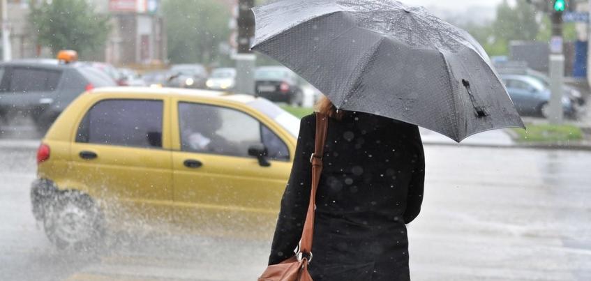 Погода в Ижевске: в будни горожан ждут дожди и +22 градуса