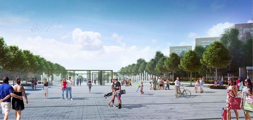 Проект благоустройства Центральной площади представят жителям Ижевска