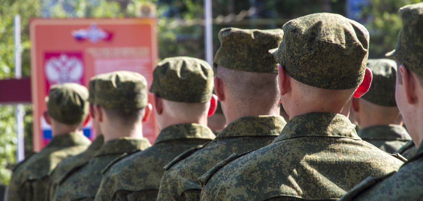 11 призывников в Ижевске оштрафовали за уклонение от службы