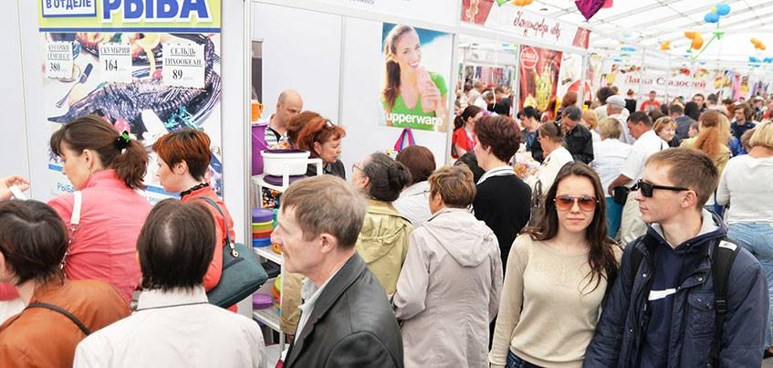 18 июля в Устиновском районе Ижевска откроется одна из лучших ярмарок России