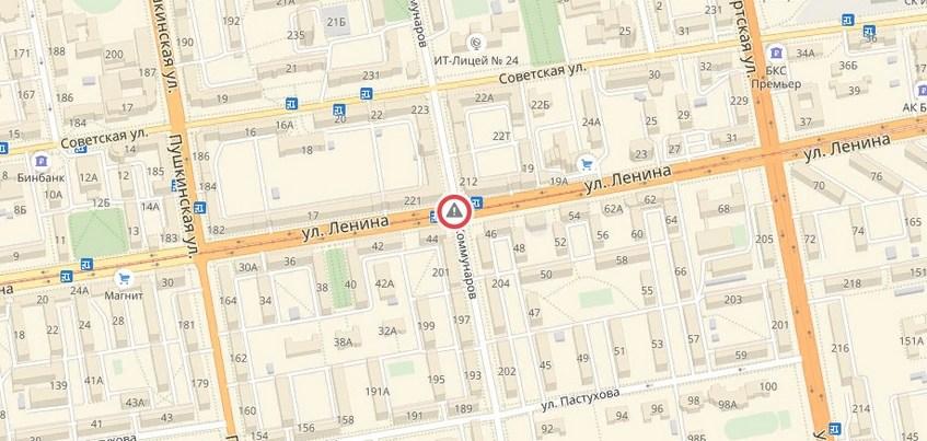 Перекресток Коммунаров – Ленина временно закроют в Ижевске