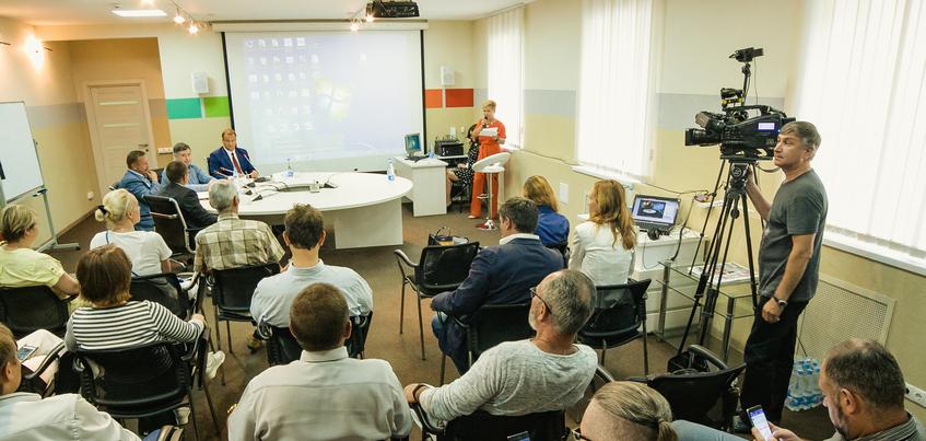 Онлайн: открытая встреча кандидатов на пост главы Ижевска
