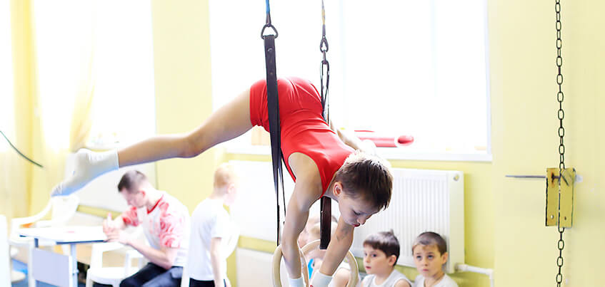 Мечта стать олимпийским чемпионом и белковая диета: все о спортивной гимнастике в Ижевске