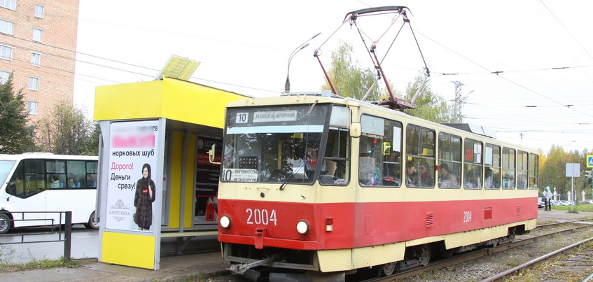 Новый трамвайный маршрут планируют запустить в Ижевске