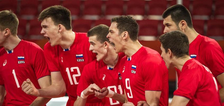 Волейболист из Ижевска стал чемпионом Европы