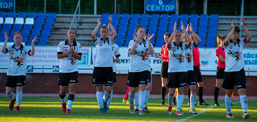 Две футболистки могут покинуть состав ижевского«Торпедо»