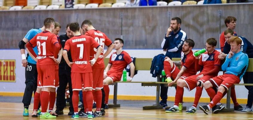 Мини-футбольный «Прогресс» не выступит в Суперлиге
