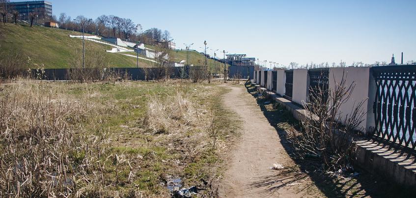 Реконструкцию северной части набережной Ижевска оценили в 1,2 миллиарда рублей
