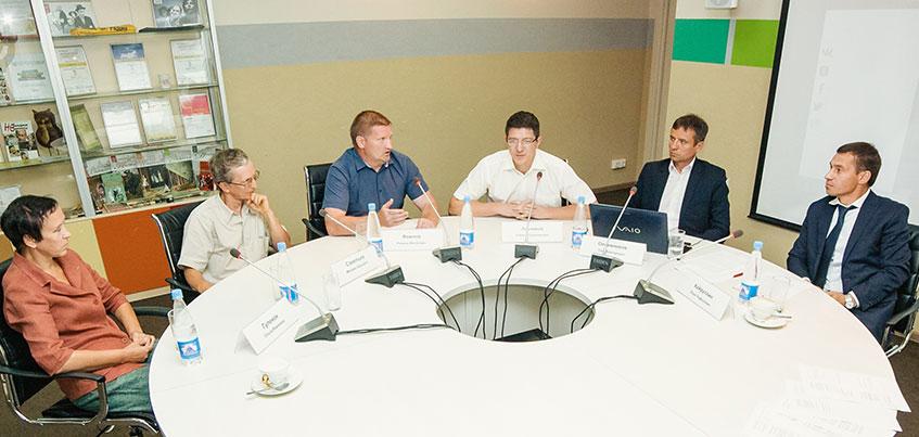 В медиагруппе «Центр» прошла вторая встреча с кандидатами на пост главы Ижевска