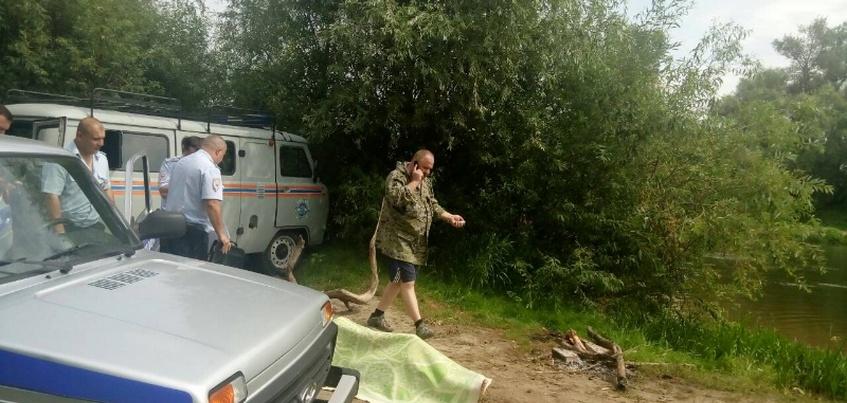 Кадет из Удмуртии утонул в Самарской области
