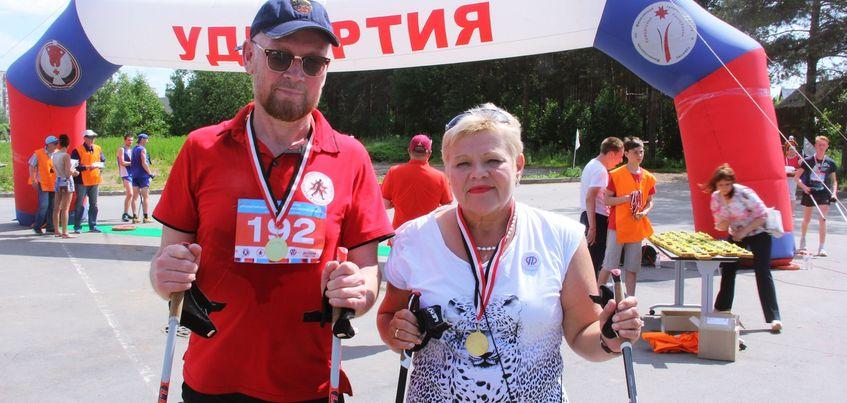 Две тысячи спортсменов соберутся на Фестивале скандинавской ходьбы в Ижевске