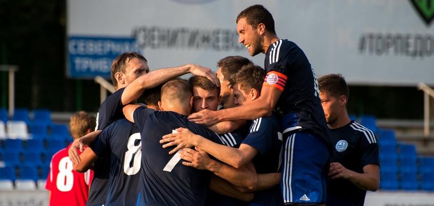 Волевая победа: «Зенит-Ижевск» вышел в 1/64 финала Кубка России
