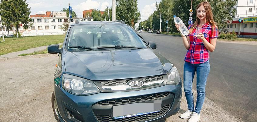 Со стаканом воды в руке: журналист IZHLIFE прокатился по разбитым и отремонтированным дорогам Ижевска