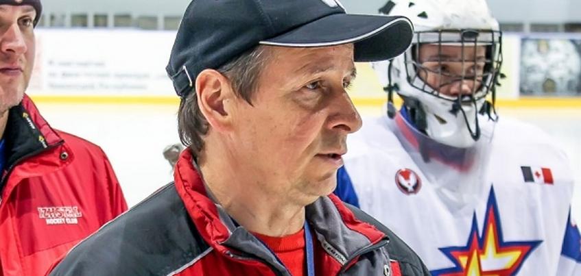 Хоккейная «Ижсталь» назначила нового главного тренера