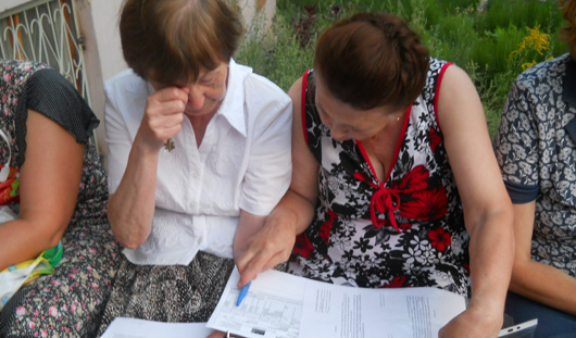 «Две платежки» за коммунальные услуги в Ижевске: кому платить?