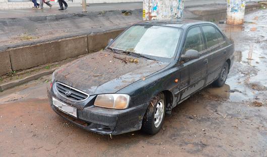 Как ижевчанам распознать автомобиль-«утопленник»?