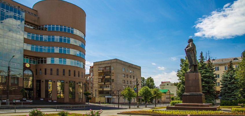 Погода в Ижевске: потепление до +28 придет в выходные