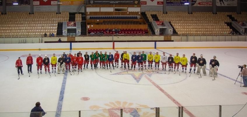 Хоккейный турнир памяти Тарасова стартовал в Ижевске