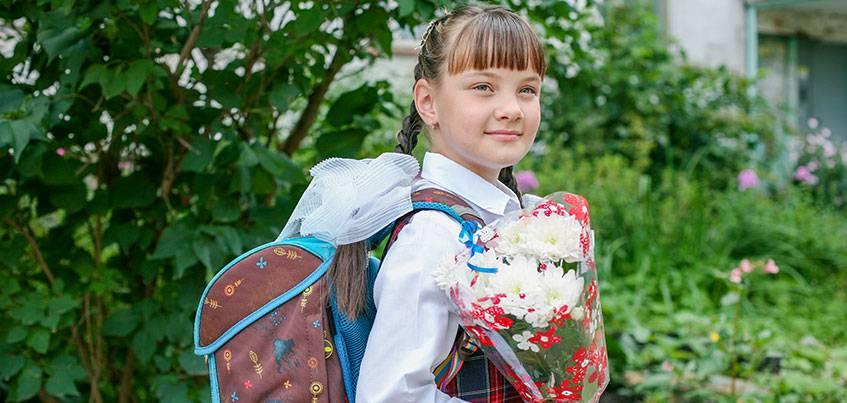 Как выбрать ранец, который не испортит осанку школьника?