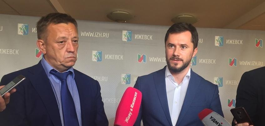 Конкурсная комиссия одобрила две кандидатуры на должность главы Ижевска