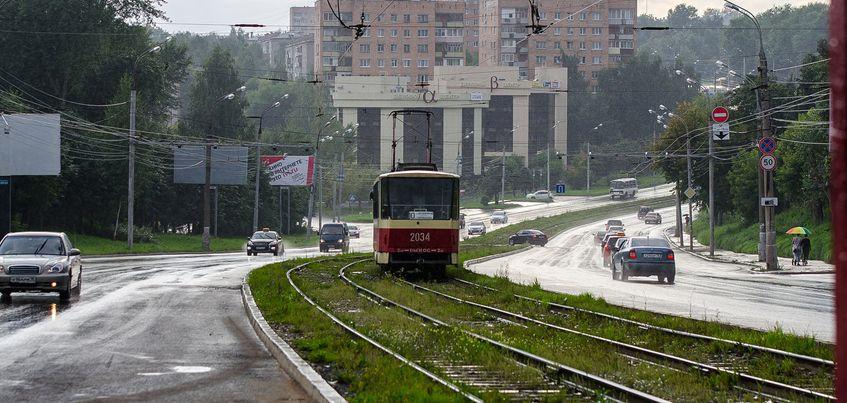 Погода в Ижевске: будни будут теплыми, но дождливыми