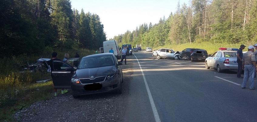 Два человека погибли в ДТП на дороге Ижевск – Сарапул