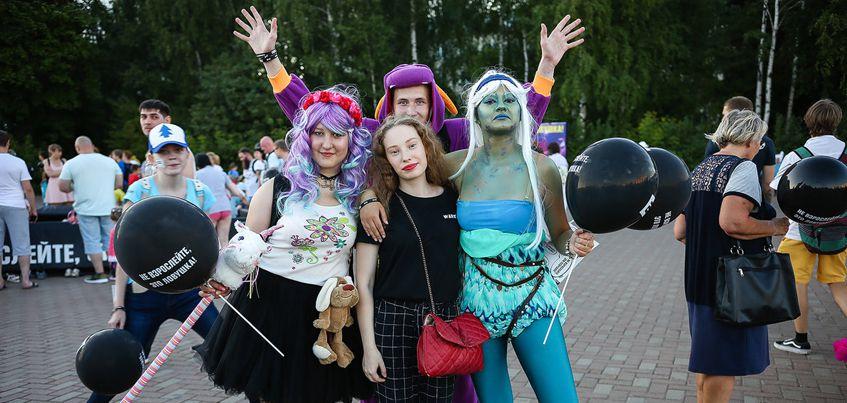 8 ярких фото с вечеринки телеканала 2х2 в Ижевске