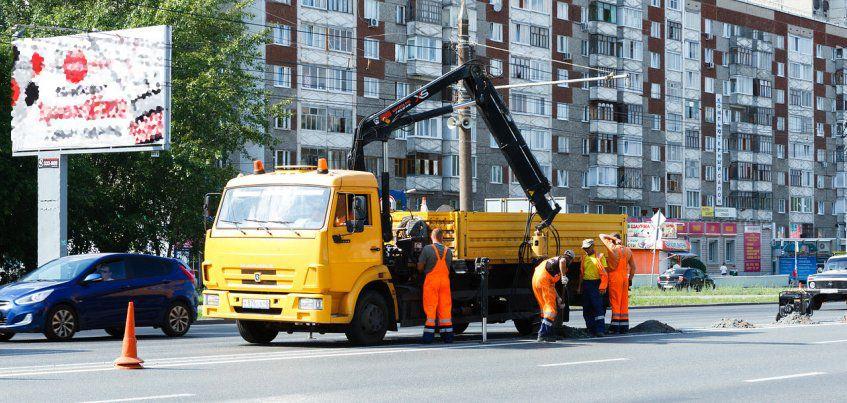 Около 2 миллионов рублей потратят на установку ограждений на улице Удмуртской в Ижевске