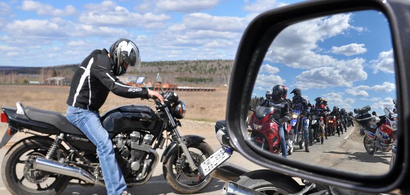 Проверки мотоциклистов пройдут на дорогах Ижевска