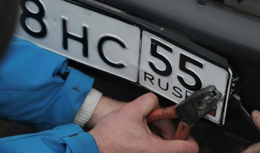 В России за кражу автономеров можно попасть за решетку