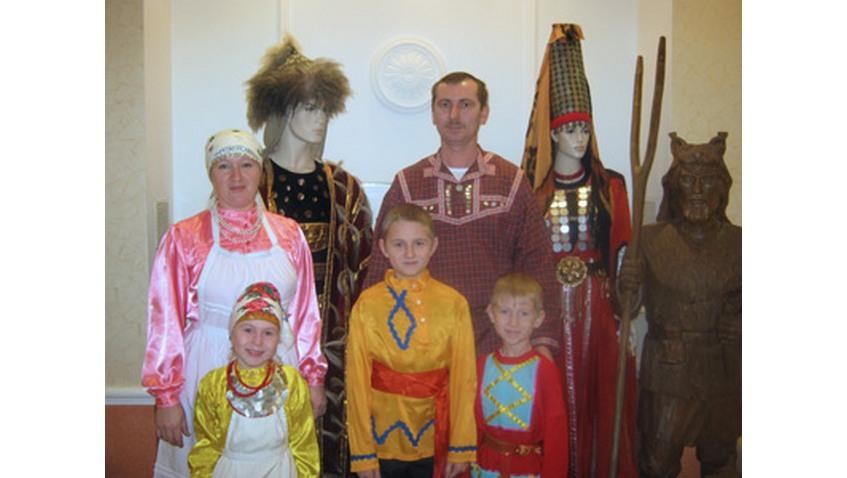 Семья из Удмуртии стала победителем всероссийского конкурса «Семья года –  2018»